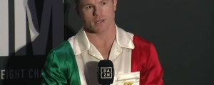 People Are Not Happy With The Matchmaking For Canelo Tonight