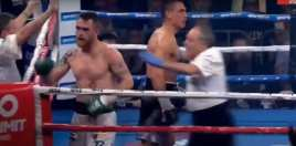 Son Of Boxing Hero Brutally Takes Out and Ends Irishman