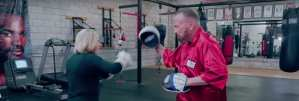 Boxing Couple Show That Age Is Only Just A Number