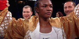 Claressa Shields makes a great point for all boxers