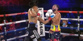 Final round Knockout shows Mexico vs Puerto Rico Boxing at peak