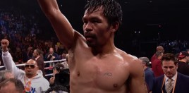 42-year-old Manny Pacquiao flouts conventional boxing logic