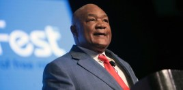 George Foreman On Who Would Have Won Tyson vs Lewis In Their Prime