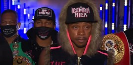 Errol Spence on if Pacquiao fight goes the distance or not