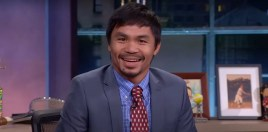 Matchmaker reveals what happened Pacquiao when he first came to America