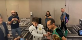 Nonito Donaire and Japanese Boxing Star Meet For First Time Since War