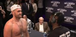 Tyson Fury Weight Target For Wilder 3 Could Play Factor