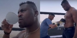 Fighter Dubbed The New Mike Tyson Lets Billionaire Hit Him