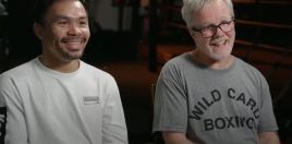 Manny Pacquiao and Freddie Roach Reunite For Spence