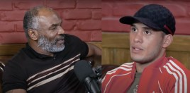 Mike Tyson Meets Youngest Super Middleweight Champion In History