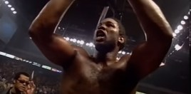 On This Day In 2000 Lennox Lewis Flattened South African