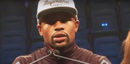 Video Shows Mayweather Advice For Spence How To Beat Pacquiao