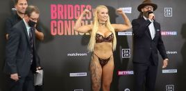 Blonde Bombshell Grabs Attention With Big Win