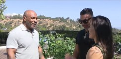 Mike Tyson Speaks On Growing Mansion For Cannabis Ranch