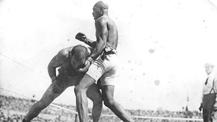 On This Day: Jack Johnson defeated Jim Jeffries in the Fight of the Century - Boxing News