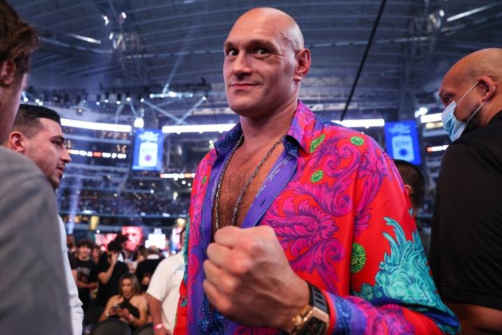 Tyson Fury: I Cannot Wait To Smash Anthony Joshua on August 14 - Boxing News