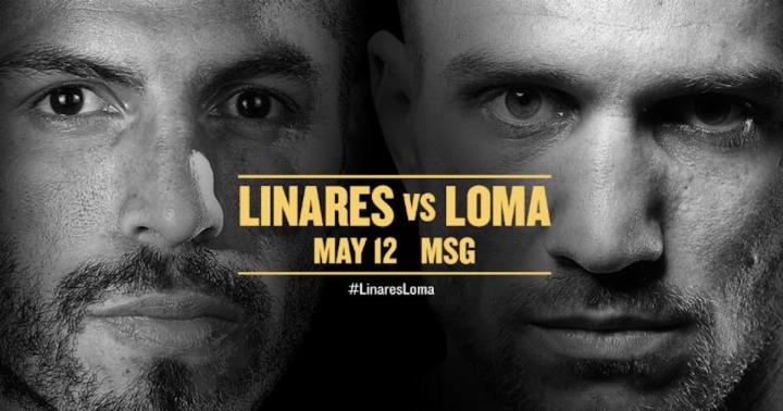 Lomachenko vs Linares - May 12 - MSG, New York @ MSG, New York | New York | New York | United States