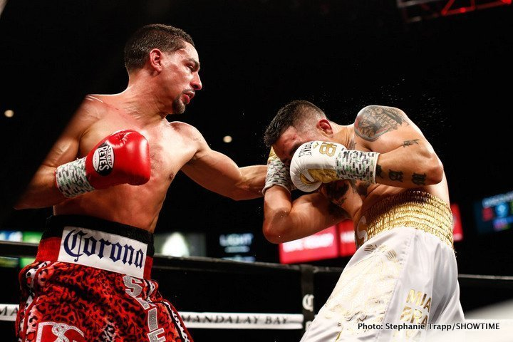 Garcia vs Porter – September 8 – Brooklyn, NY