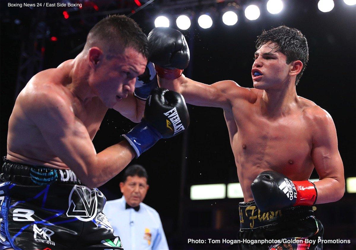 Garcia vs Morales - September 1 - Indio, Calif @ Indio, Calif | Indio | California | United States