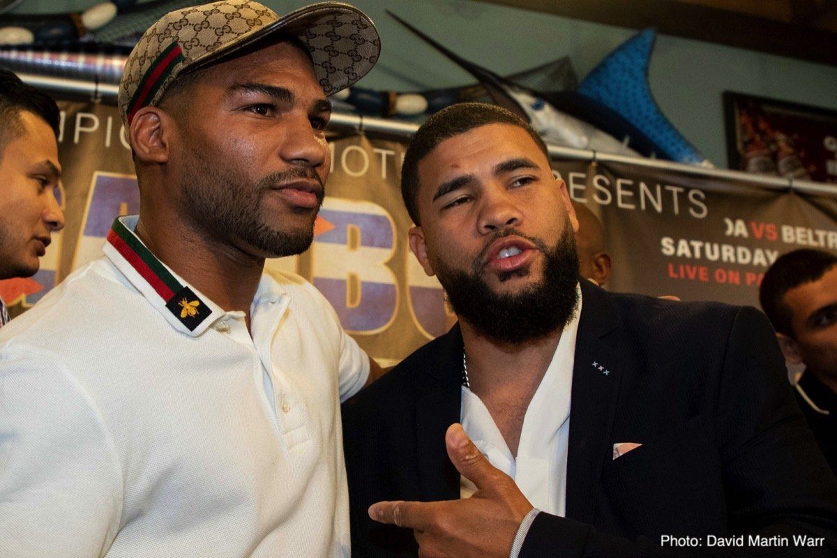 Gamboa vs Beltran Jr - November 10 - Miami @ Miami | Miami | Florida | United States