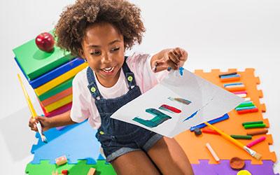 Box Kids Club Criatividade Leitura