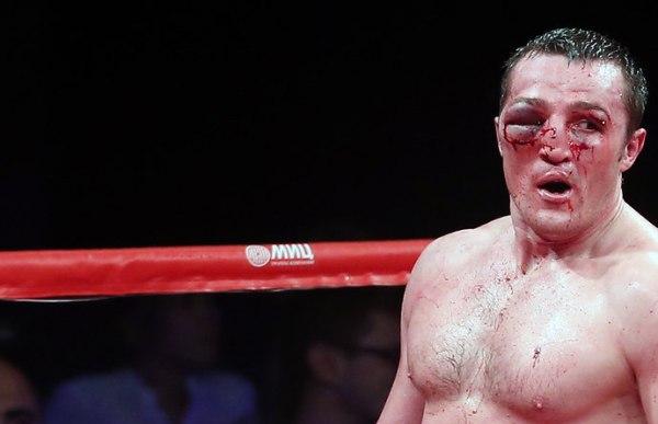 Фото - Денис Лебедев - Гильермо Джонс - Новости бокса ...