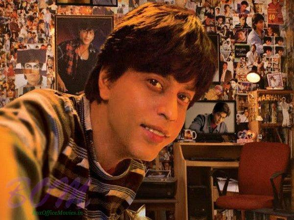 Shahrukh Khan in FAN