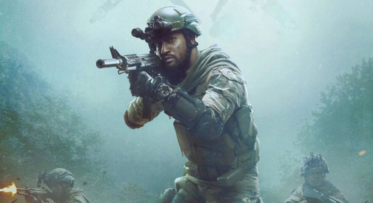 Uri: The Surgical Strike Box Office Collection Day 6: Vicky Kaushal's Military Drama Collects Rs 55.81 Crore