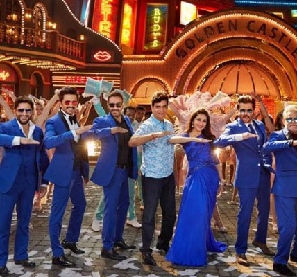 Ajay-Devgn-Madhuri-Dixit-Starrer-Total-Dhmall-Day-2-Box-Office-Collection-Report