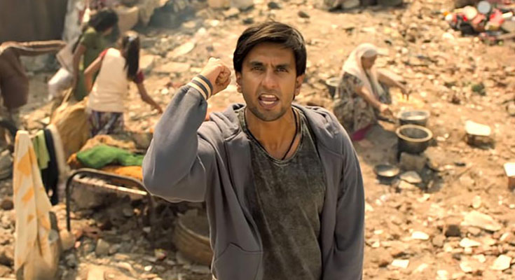 Gully Boy Box Office Collection Day 4: Ranveer Singh and Alia Bhatt Movie Crosses Rs 50 crore at Box Office
