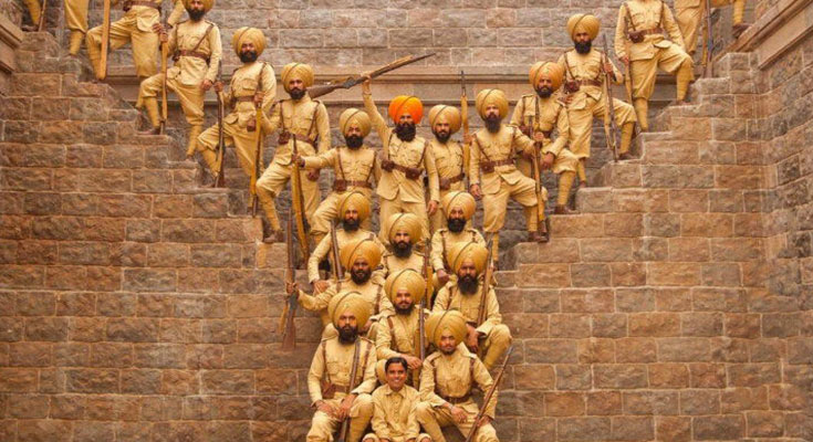 Kesari Box Office Collection Day 4: Akshay Kumar and Parineeti Chopra Movie Cross 50 Crore at Box Office
