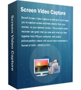 boxshot of Boxoft Screen Video Capture