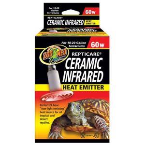 Zoo Med Ceramic Infrared Heat Emitter