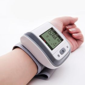 BPW1: Wrist Blood Pressure Monitor 007
