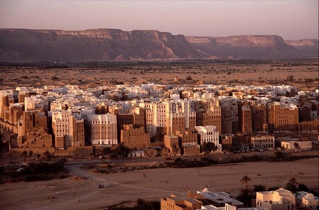 イエメンのシバーム