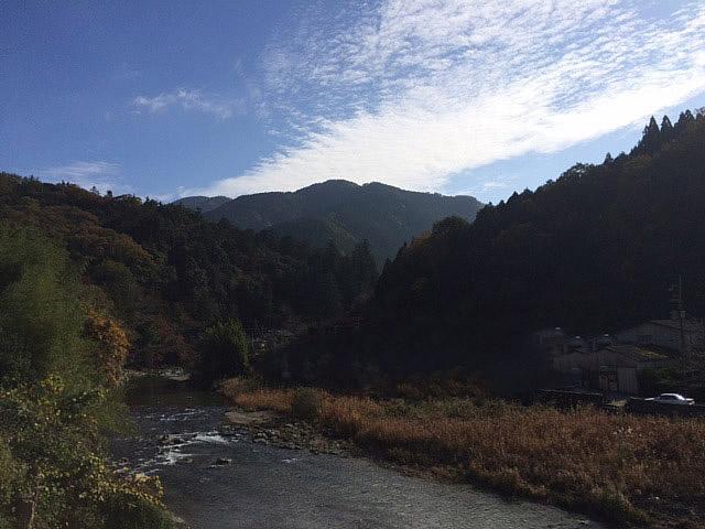 奈良県某村