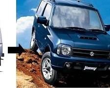王道狩猟車、ジムニーの新型キタ━━(゚∀゚)━━!!!!!