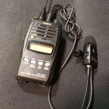使わなくなった猟具たち その5-アマチュア無線機