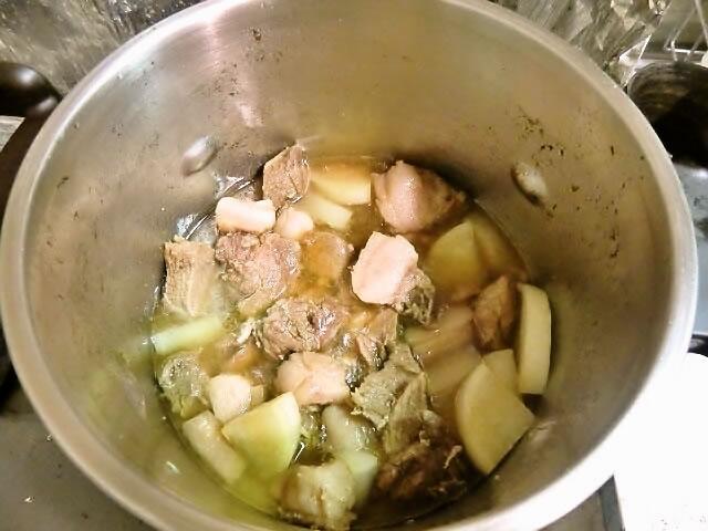 猪の角煮レシピ