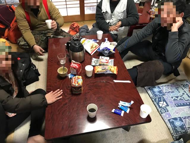 狩りバカ日誌2018年2月11日