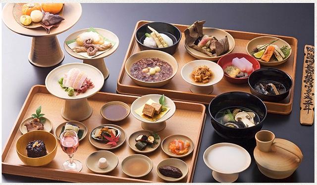 現代に蘇る日本昔めし。奈良パークホテルの宮廷料理「天平の宴」