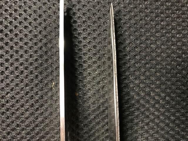 モーラナイフ比較。コンパニオンと廉価版BASIC511をテストしてみた