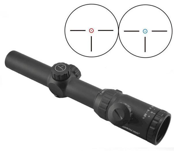 超格安スコープ。visionking VS1.25-5x26Lのスラッグ射撃レビュー