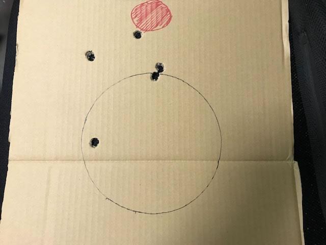 より実践的。「4秒以内射撃」に挑戦してみた。