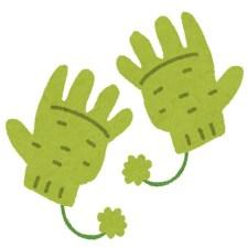 二猟期ほど使い倒してまた同じの買う予定の狩猟用手袋がこちらになります