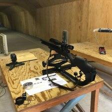 新相棒。笠取国際射撃場でストリームライン2(7.62mm)の試し撃ちをしてきた。