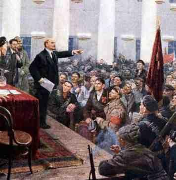 十月革命 列寧 先立憲會議 先鋒黨
