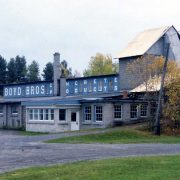 Boyd Bros Concrete Old shop