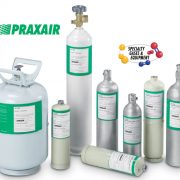 praxair canisters