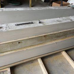 custom pillar in production